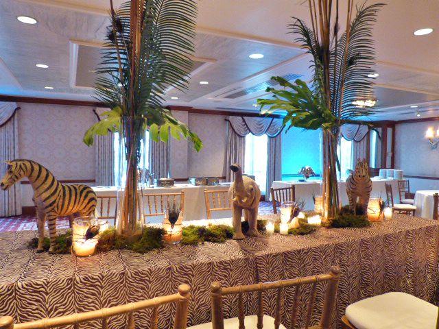 Merveilleux ... African Safari Wedding; Jungle Themed Wedding Image Collections Wedding Decoration  Ideas ...