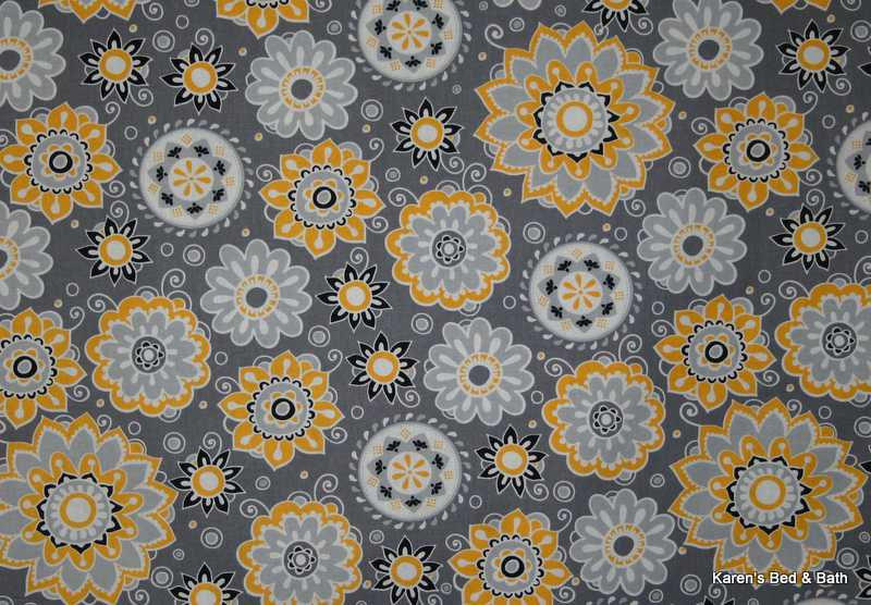 Yellow Flowers In Fabric 10 High Resolution Wallpaper ...